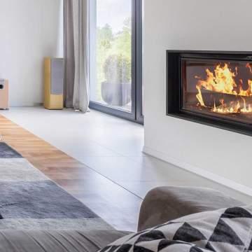 Vente et installation de cheminée à foyer ouvert à Montauban